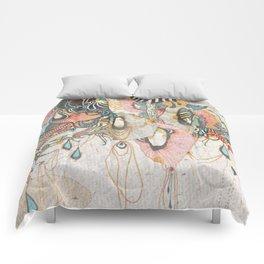 Mind-drawing Doodling Art Comforters