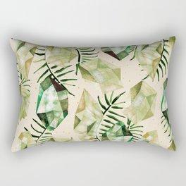 Emerald Gems Rectangular Pillow