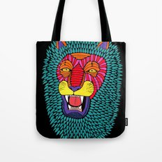Magic Lion Tote Bag