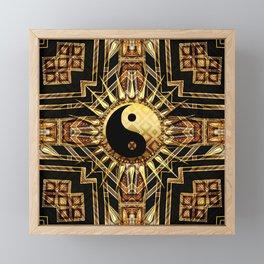 Art Fusion | art deco symbolism Framed Mini Art Print