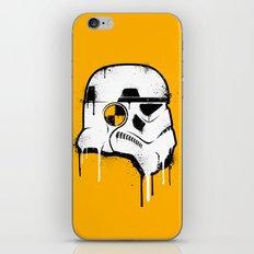 Stencil Trooper - Star Wars iPhone & iPod Skin