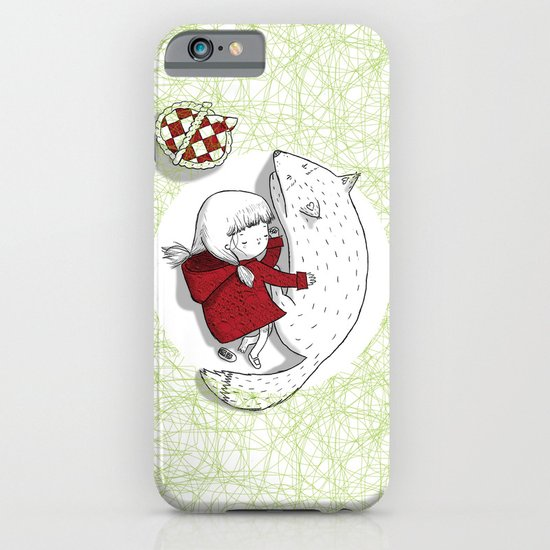 Bad wolves don't exist. iPhone & iPod Case