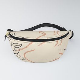 Nude Line Fanny Pack