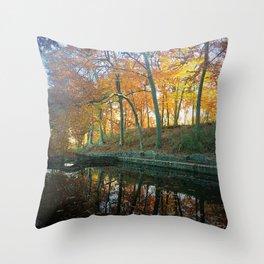 Longbrook Park Stillness Throw Pillow