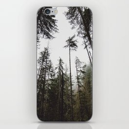 Pacific Northwest Forest iPhone Skin