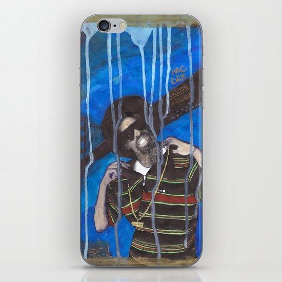 DEAD RAPPERS SERIES - Mac Dre iPhone & iPod Skin