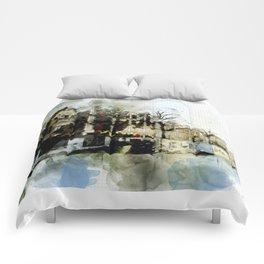 Amsterdam sketch Comforters