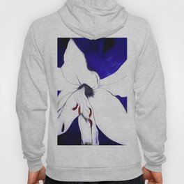 A Sketch Of A Lily Hoody