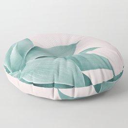 Agave Finesse #3 #tropical #decor #art #society6 Floor Pillow
