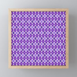 Jess Violet Framed Mini Art Print