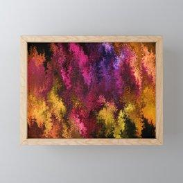 Festival ! Framed Mini Art Print