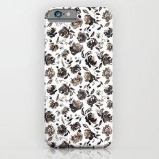 Winter blossom iPhone 6s Slim Case