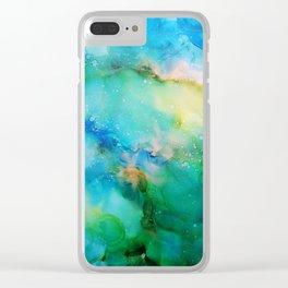 Blellow Clear iPhone Case