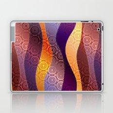 Boho Wave Pattern Laptop & iPad Skin