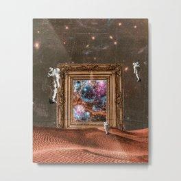 The Astronaut Pt. 3 Metal Print