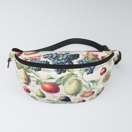 Adolphe Millot - Fruits pour tous - French vintage poster Fanny Pack