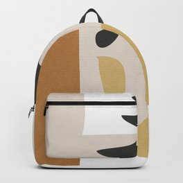 Abstract Shapes  2 Backpack