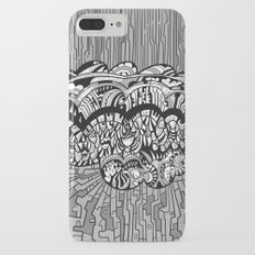 InSearch: Finding a connection Slim Case iPhone 7 Plus