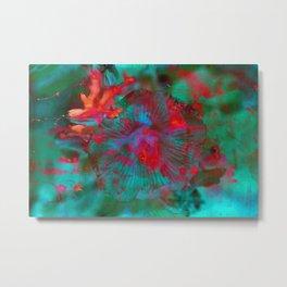 Colorblind Metal Print