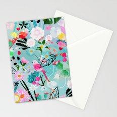 jolly birds Stationery Cards