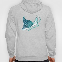 Spotted Eagle Ray II Hoody