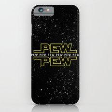 Pew Pew v2 Slim Case iPhone 6
