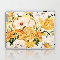 Wordsworth  and daffodils. Laptop & iPad Skin