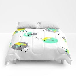 solheimajokull Comforters