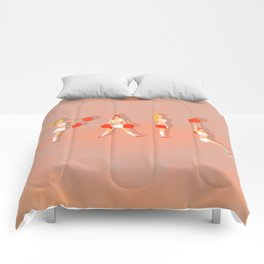 FAIL -  (bad support) Comforters