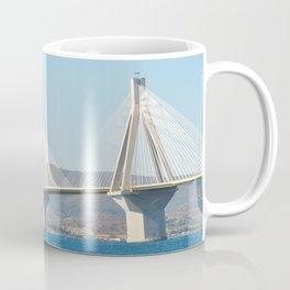 Rio Antirrio Bridge Coffee Mug