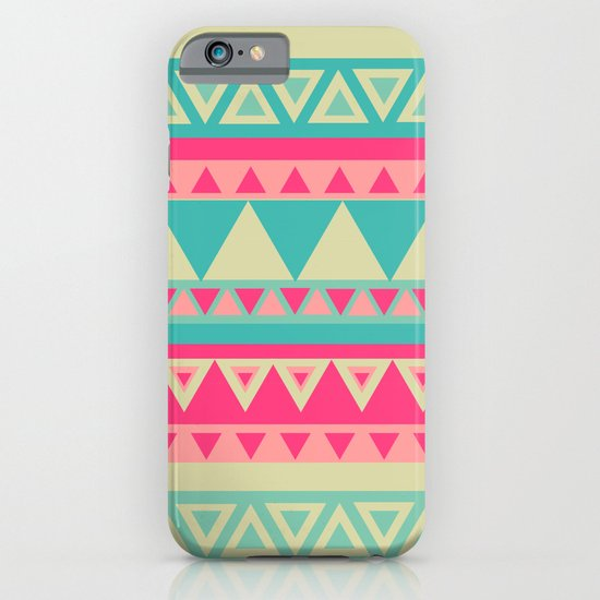Tropical Tribal iPhone & iPod Case