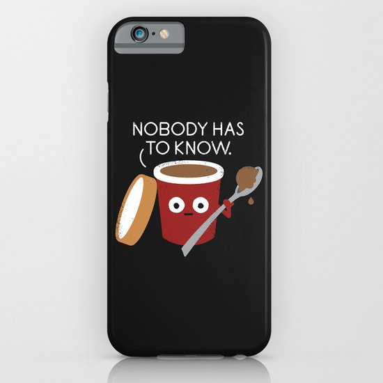 Cold Comfort iPhone & iPod Case