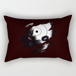 Obito Mask Rectangular Pillow