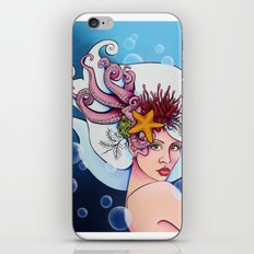 Nereid Kallianassa iPhone & iPod Skin