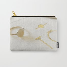 Signet Ring Sketch Carry-All Pouch