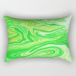 Acidic Rectangular Pillow