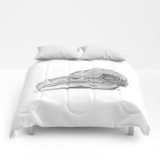 Barn Owl Skull Comforters