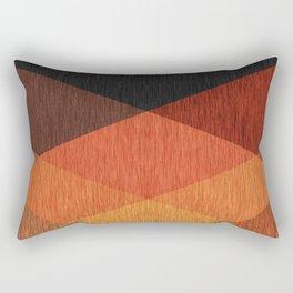 #Ethnic #abstract Rectangular Pillow