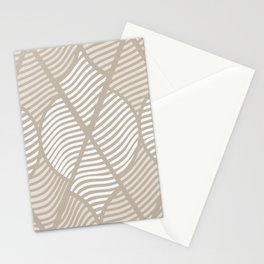 Indie in Tan Stationery Cards