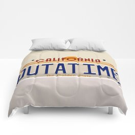 California Out A Time Comforters