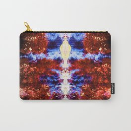 Her Holiness the Electrified Alien Carry-All Pouch