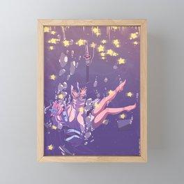 Execution Framed Mini Art Print