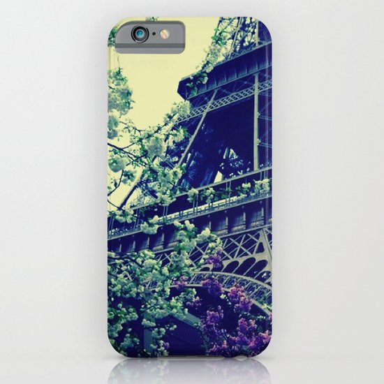 Paris, Paris Mon Amour! iPhone & iPod Case