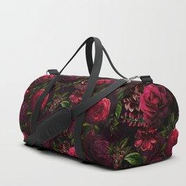 Vintage & Shabby Chic - Vintage & Shabby Chic - Mystical Night Roses Sporttaschen