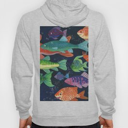 Little Fishies Hoody