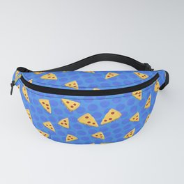 Pizza Slices Pattern Fanny Pack
