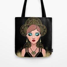 Gilded Dream Tote Bag