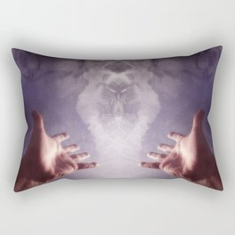 Modern Faith Rectangular Pillow
