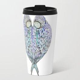 LOVE BIRDS IN COLOUR Travel Mug