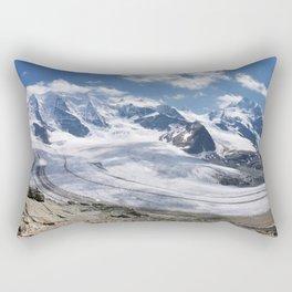 Diavolezza, Switzerland Rectangular Pillow